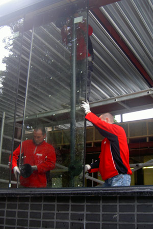 structurele beglazing