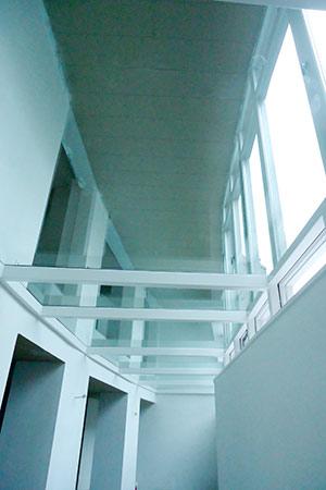 glazenvloer Concertgebouw